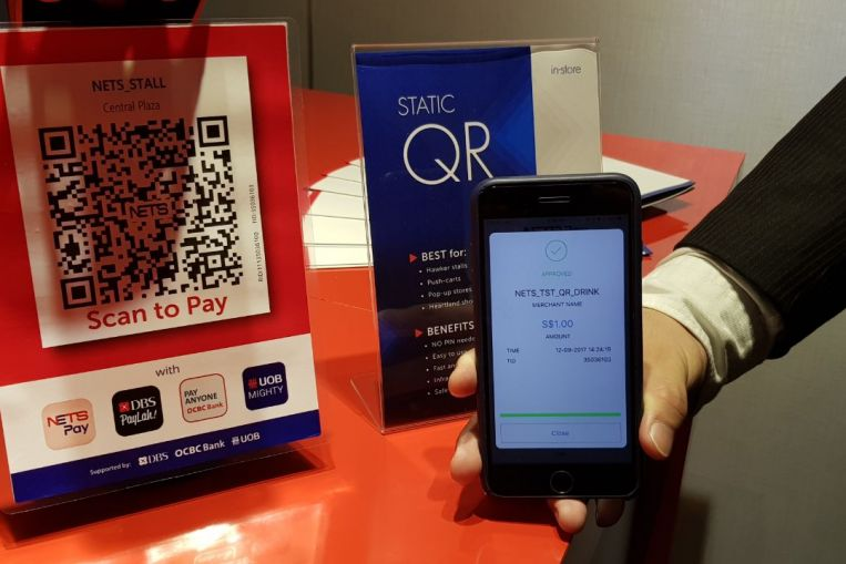 Tanjong Pagar Plaza Food Centre now accepts NETS QR code payment